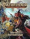 Mythic Adventures Pathfinder RPG