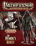 Pathfinder Adventure Path #75: Wrath of the Righteous: Demon's Heresy: Part 3 of 6