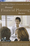 How to Open & Operate a Financially Successful Personal Financial Planning Business: With Companion CD-ROM (Back-To-Basics) Cover