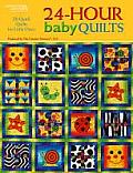 24 Hour Baby Quilts