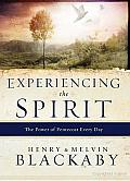 Experiencing the Spirit: The Power of Pentecost Every Day Cover