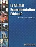 Is Animal Experimentation...