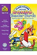 Flash Action Software Combo Wonder Words Beginning Sight Words & Picture Words