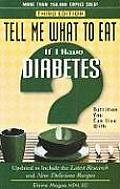 If I Have Diabetes Nutrition You Can Live with