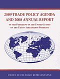Trade Policy Agenda Annual Report and Trade Agreements Program Annual Report