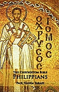 The Chrysostom Bible - Philippians: A Commentary Cover