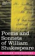 Poems and Sonnets of William Shakespeare