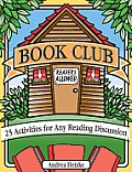 Book Club: 25 Activities for Any Reading Discussion