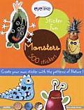Eyelike Sticker Fun Monsters