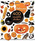 Eyelike Halloween: 400 Reusable Stickers Inspired by Nature (Eyelike Stickers)