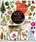 Eyelike Christmas: 400 Reusable Stickers Inspired by Nature (Eyelike Stickers)