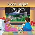 Good Night Oregon (Good Night Our World) Cover
