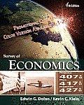 Survey of Economics (4TH 10 Edition)