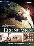 Survey of Economics - Study Guide (4TH 10 Edition)