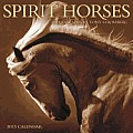 Spirit Horses Calendar
