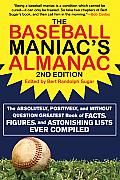 Baseball Maniacs Almanac
