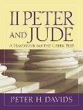 2 Peter & Jude: A Handbook On The Greek Text (Baylor Handbook On The Greek New Testament) by Peter H. Davids