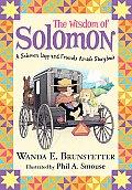 Wisdom Of Solomon Lapp