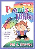 My Everyday Promise Bible: 365 Bible Promises for Little Hearts