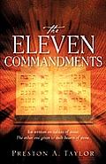 The Eleven Commandments