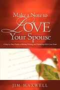Make a Note to Love Your Spouse