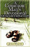 A Common Man's Devotional