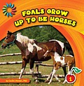 Foals Grow Up to Be Horses (21st Century Basic Skills Library)