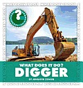 What Does It Do? Digger (Community Connections)