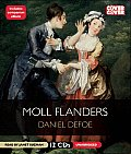 Moll Flanders [With eBook] (Cover to Cover)