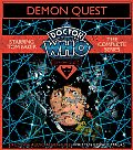 Doctor Who: Demon Quest: Five Exclusive Audio Adventures (Doctor Who) Cover