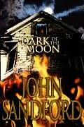Dark of the Moon (Large Print) (Center Point Platinum Mystery) Cover