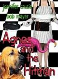 Agnes and the Hitman (Large Print) (Center Point Platinum Romance)