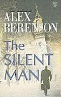 The Silent Man (Large Print) (Center Point Platinum Mystery)