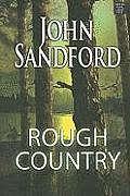 Rough Country (Large Print) (Center Point Platinum Mystery)