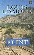 Flint (Large Print) (Center Point Premier Western)