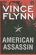 American Assassin (Large Print) (Center Point Platinum Mystery)