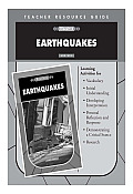 Earthquakes Teacher's Guide