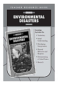 Environmental Disasters Teacher's Guide