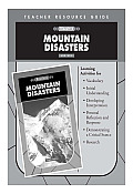 Mountain Climbing Disasters Teacher's Guide