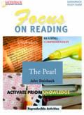 Pearl, The Reading Guide