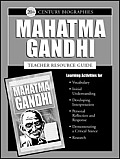 Mahatma Gandhi (20th Century) Teacher's Guide