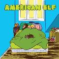 American Elf Book 4: The Collected Sketchbook Diaries of James Kochalka: January 1 2008 - December 31 2011 Cover