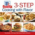 Mccormick 3 Step Cooking With Flavor