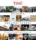 Time Historys Greatest Events An Illustrated Journey Through 100 Turning Points That Changed the World
