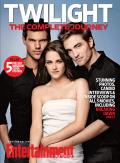 Entertainment Weekly: Twilight: The Complete Journey [With 5 Pullout Magazine Cover Posters] Cover
