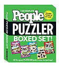 The Complete People Puzzler Boxed Set Cover