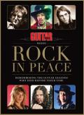 Guitar World Presents Rock in Peace: Remembering the Guitar Legends Who Died Before Their Time