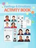 Feelings & Emotions Activity Book