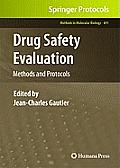 Drug Safety Evaluation: Methods and Protocols