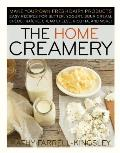 The Home Creamery Cover